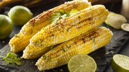Sweetcorn health benefits