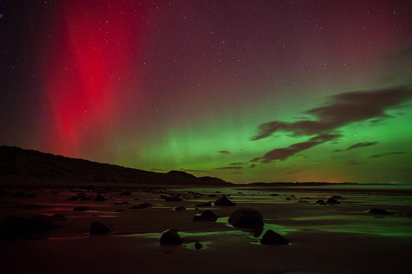 Green Light Across The Bay
