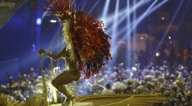 Take a look at the some of the stunning scenes from Rio Carnival