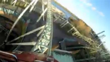 A rider's eye view of Colossus