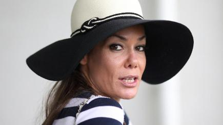 Tara Palmer-Tomkinson said a panic attack caused her outburst at Heathrow Airport