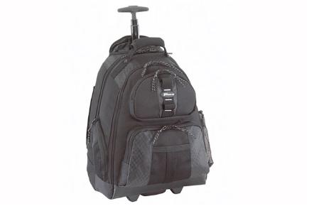 Targus Rolling Laptop Backpack black