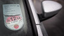 From October 1, motorists will no longer need to display a tax disc on their vehicle windscreen
