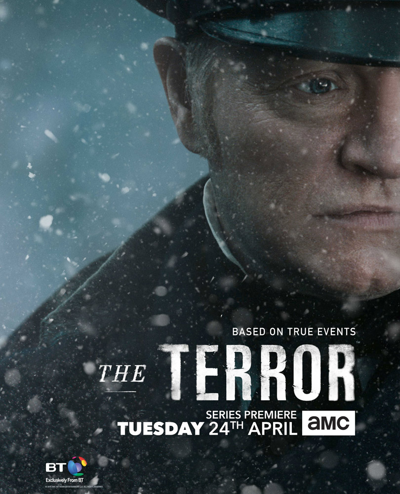 The Terror on BT TV