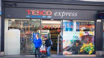 Tesco Booker merger: hundreds of Express stores could be on the line