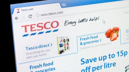 Tesco customers now charged more for weekend delivery slots