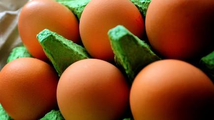 Tesco said it will move to 100% cage-free eggs