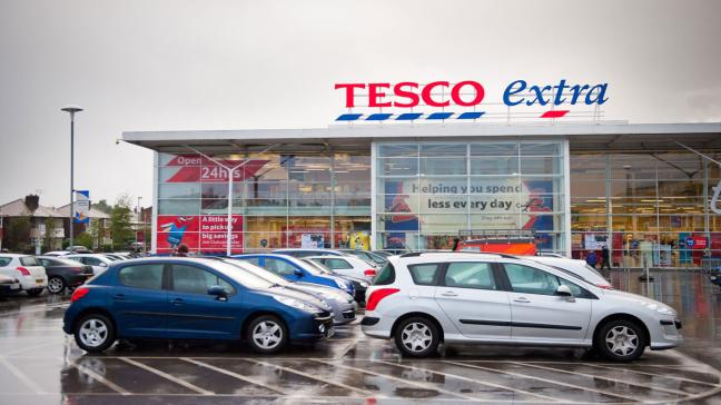 tesco plc is a multinational grocery