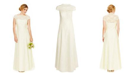 tesco unveils 80 wedding dress for brides on a budget bt. Black Bedroom Furniture Sets. Home Design Ideas
