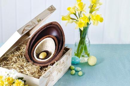 The Tesco Finest Medley has won the season's best Easter egg in the Good Housekeeping magazine poll (Good Housekeeping/PA)