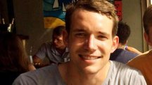 David Miller, 24, was found murdered alongside Hannah Witheridge on a beach on the Thai island of Koh Tao