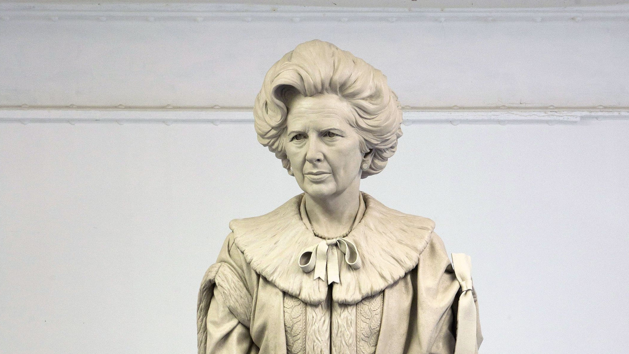 thatcher statue design for parliament square not right say councillors bt. Black Bedroom Furniture Sets. Home Design Ideas