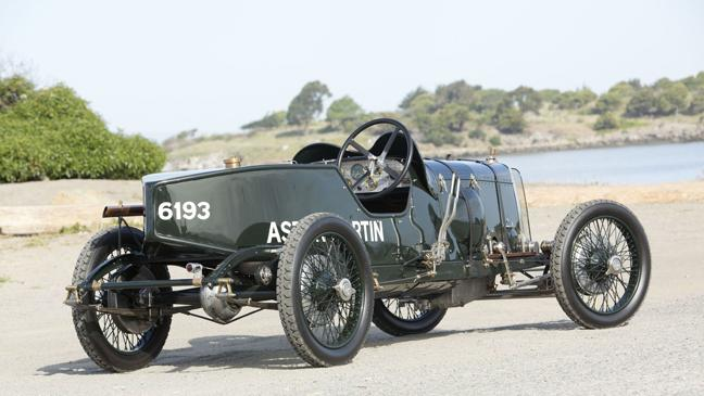 Earliest Surviving Rare Aston Martin Goes Under The Hammer BT - Aston martin marin