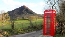 The 3,000th box to be adopted in the UK is in Loweswater, Cumbria