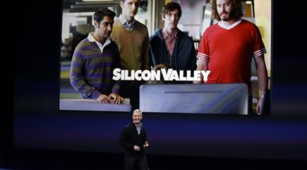 The Alphabet site and its URL contain a Silicon Valley Easter egg