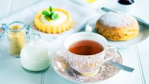 The best afternoon teas on cruises