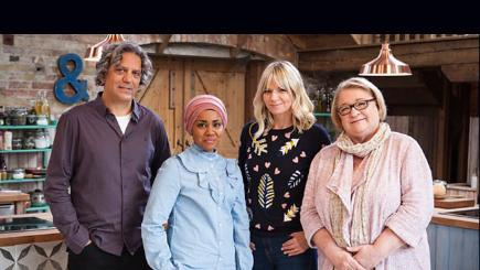 BBC unveils 'Bake Off rival' hosted by Zoe Ball