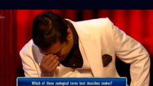 The Chase blooper