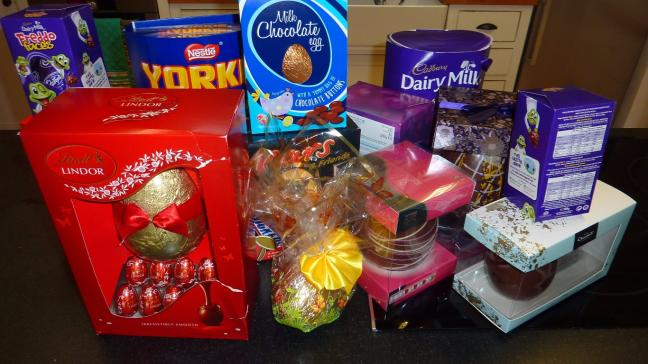 The Cheapest Places To Buy Big Brand Easter Eggs Bt