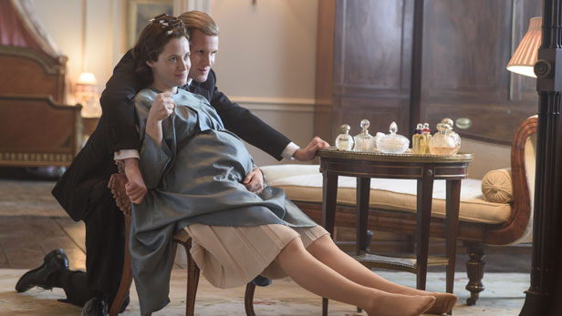The Crown season 2 - Claire Foy and Matt Smith as Queen Elizabeth and Prince Philip