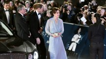 The Duchess of Cambridge dressed to thrill at world premiere of Spectre