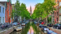 The Eurostar service to Amsterdam is live: How to spend a day in the 'Dam