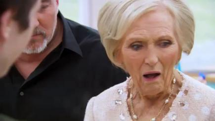 5 things that happened in tonight's Bake Off