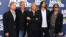 The heat is on for Foo Fighters at Glastonbury, says drummer Taylor Hawkins