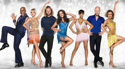 The line up is complete for the strictly come dancing live for 1234 get on the dance floor actress name