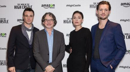 The Man In The High Castle: Creating Nazi-occupied 60s America was a challenge, says writer Frank Spotnitz