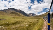 Andean Explorer, luxury train from Cusco to Puno