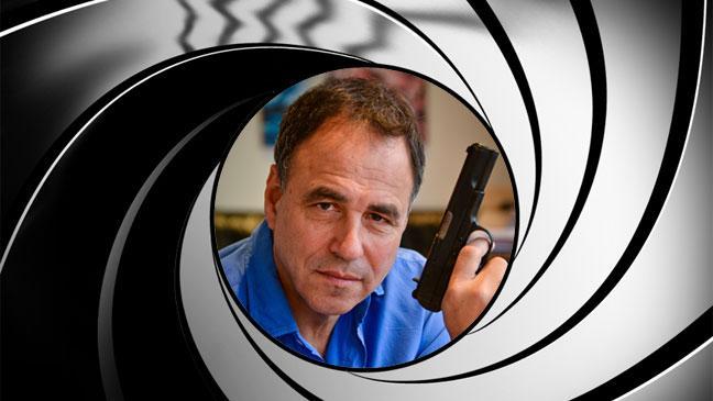 Anthony Horowitz to write new James Bond novel - BT
