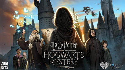 Harry Potter RPG features familiar faces - but not Harry's