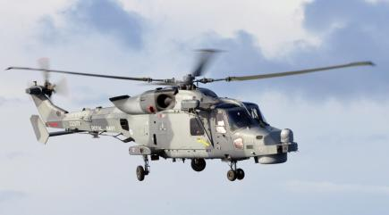 New Navy helicopters can't send data from air