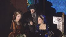 A scene from The Other Boleyn Girl