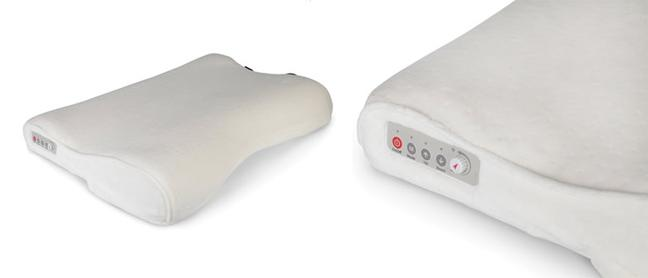 The pillow that stops you snoring BT
