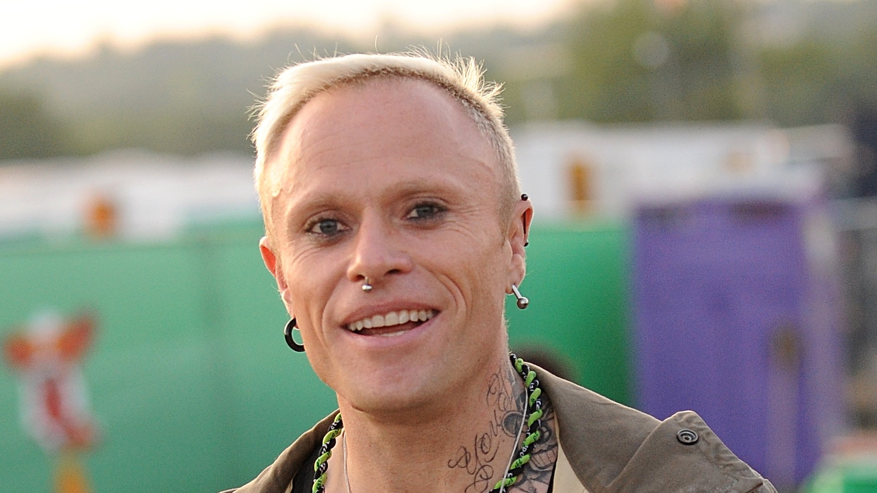 The Prodigy's Keith Flint Died of Hanging