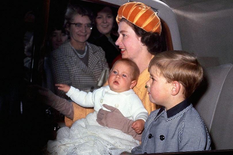 Happy 50th Birthday Prince Edward In Pics