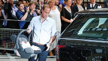 The royal guide to avoiding car seat confusion