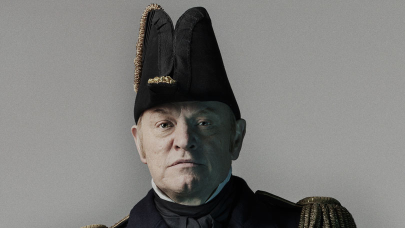 Jared Harris - Captain Francis Crozier