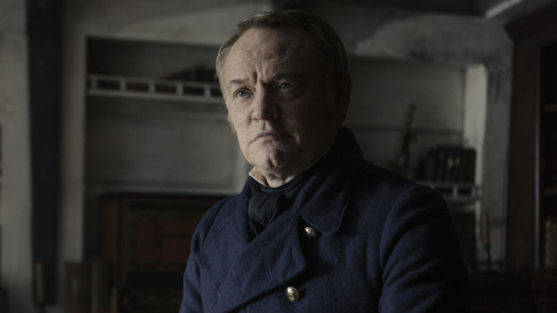 Jared Harris as Captain Crozier in The Terror