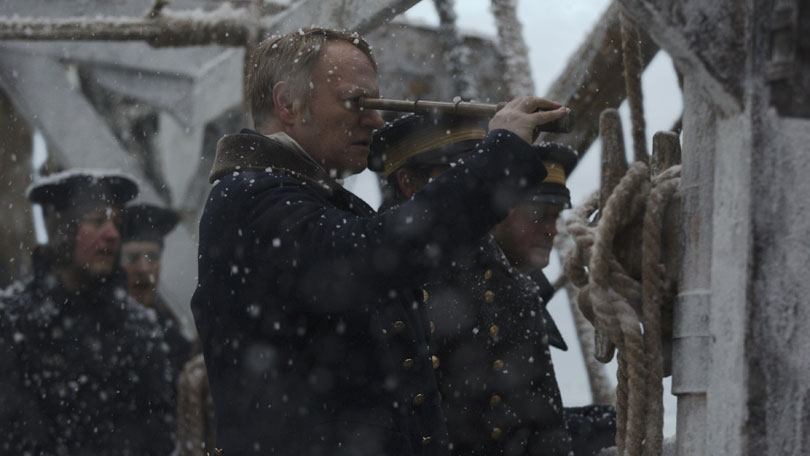 Captain Francis Crozier - Jared Harris in The Terror
