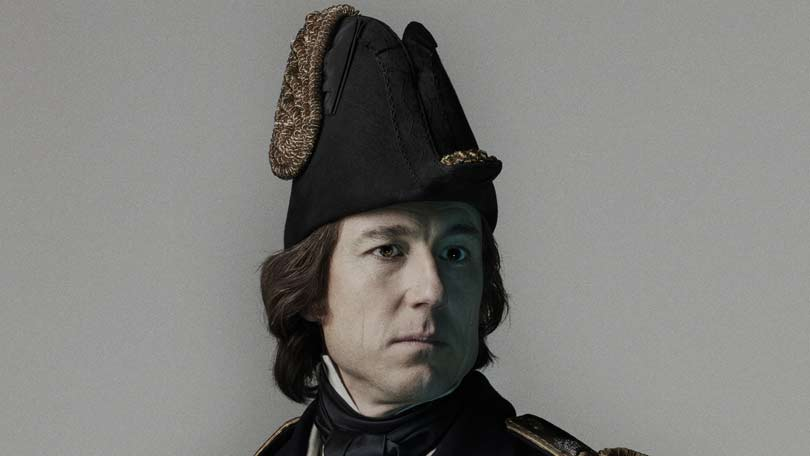 Tobias Menzies - Captain James Fitzjames in The Terror