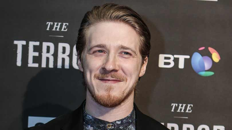Adam Nagaitis at the red carpet premiere