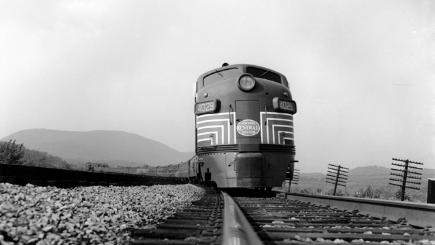 Trains that transformed the last century