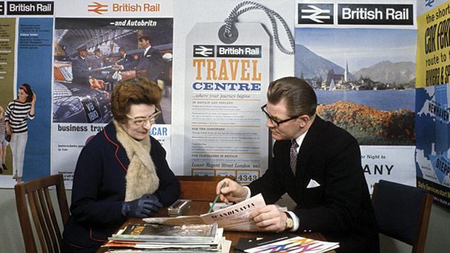 railway Vintage british