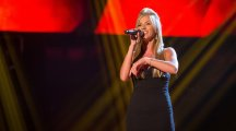 The Voice: Kim Alvord wows Sir Tom as 1D fans check out Liam Payne's cousin