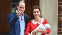 The waiting game of naming royal babies