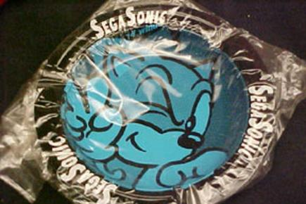 The weirdest gaming merchandise Sonic ashtray