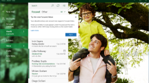 The Windows 10 mail app is getting loads of new features